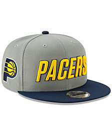 New Era Indiana Pacers City Series 2.0 9FIFTY Snapback Cap