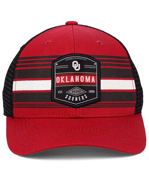 size 40 2a4f6 1d201 ... hat w adjustable 69ce9 30665  coupon code for top of the world oklahoma  sooners branded trucker cap sports fan shop by