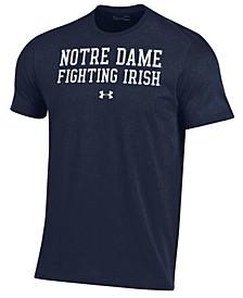 Men's Notre Dame Fighting Irish Performance Cotton T-Shirt