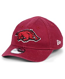 New Era Toddlers' Arkansas Razorbacks Junior 9TWENTY Cap