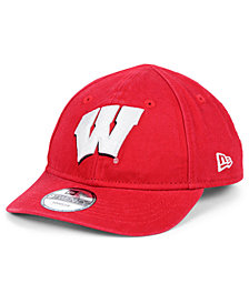 New Era Toddlers' Wisconsin Badgers Junior 9TWENTY Cap