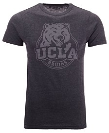 Champion Men's UCLA Bruins Black Out Dual Blend T-Shirt