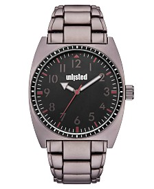 Unlisted Men's Gun Alloy Sport Watch, 46MM