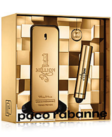 Paco Rabanne Men's 2-Pc. 1 Million Eau de Toilette Gift Set