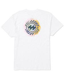 Billabong Men's Ooze Logo Graphic T-Shirt