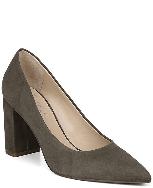 c767eb280bd8 Franco Sarto Palma Pumps   Reviews - Pumps - Shoes - Macy s