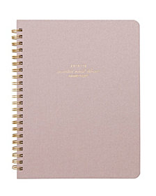 Russell & Hazel Spiral Smartdate 17 Month Planner, Peony