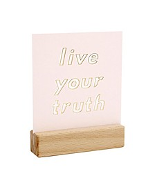10-Pk. Quote Cards with Stand