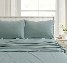 Heavyweight Flannel Extra Deep Pocket Twin Sheet Set