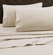 Flannel Standard Pillowcase Set