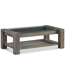 Sava Coffee Table, Created for Macy's