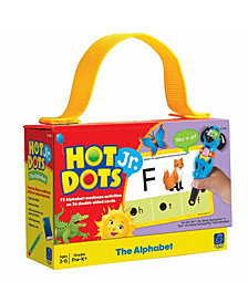 Educational Insights Hot Dots Jr The Alphabet Card Set