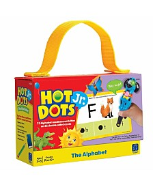 Educational Insights Hot Dots Jr The Alphabet Card Set