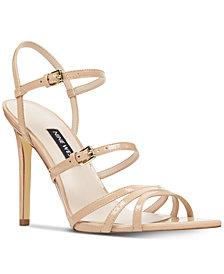 Nine West Gilficco Strappy Dress Sandals