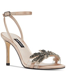 Nine West Jamielee Evening Sandals