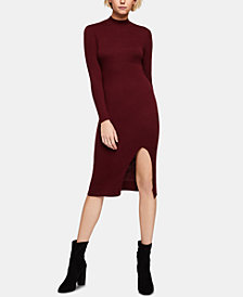 BCBGeneration Cotton Sweater Dress
