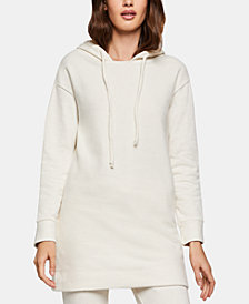 BCBGeneration Hooded Sweatshirt Dress