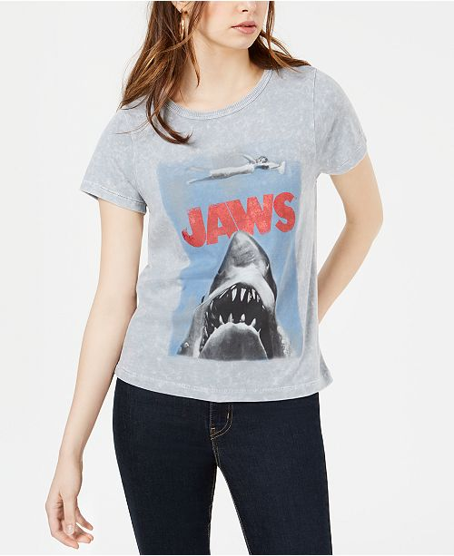 True Vintage Jaws Graphic T-Shirt