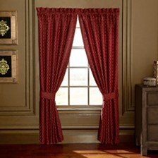 "Croscill Roena 84"" Curtain Panel Pair"
