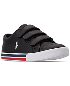 Polo Ralph Lauren Little Boys' Edmund EZ Casual Sneakers from Finish Line