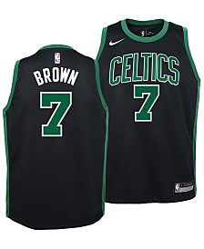 f4e2c8b48 Nike Jaylen Brown Boston Celtics Statement Swingman Jersey