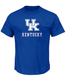 Profile Men's Big & Tall Kentucky Wildcats Big Logo T-Shirt