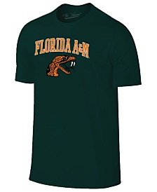 Retro Brand Men's Florida A&M Rattlers Midsize T-Shirt