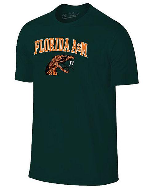 Retro Brand Men's Florida A&M Rattlers Midsize T-Shirt