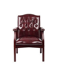 Traditional Caressoft Guest Chair