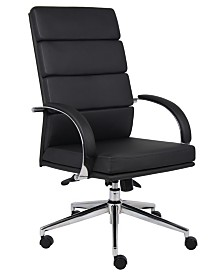 Boss Office Products Diamond Stacking Chair