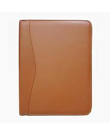Royce Executive Writing Portfolio Organizer in Genuine Leather