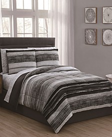 Laken 7-Pc King Bed in a Bag