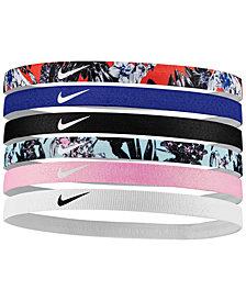 Nike 6-Pk. Headbands