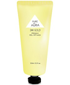 Pure Aura 24K Gold Peel-Off Mask, 3.3-oz.