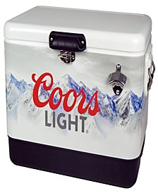 Coors Light Branded Ice Chest