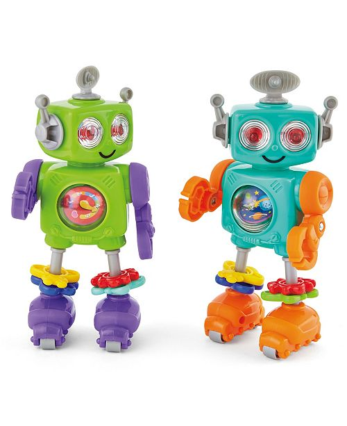 Fundamental Toys Play 'N Discover Robot