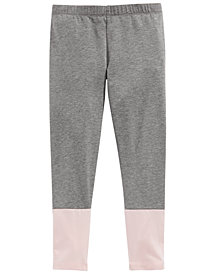 Epic Threads Toddler Girls Colorblocked Leggings, Created for Macy's