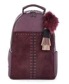 Céline Dion Collection Leather-Like Harmony Backpack