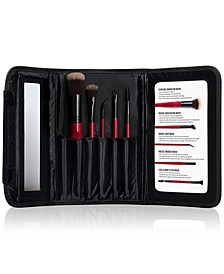 6-Pc. Camera-Ready Pro Brush Set