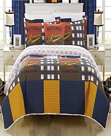 Champion 4 Piece Full Quilt Set