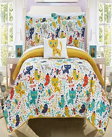 Chic Home Trixie 4-Pc. Quilt Sets