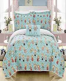 Chic Home Jacala 3 Piece Twin Quilt Set