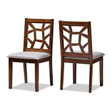 Set of 2 Abilene Dining Chair, Quick Ship