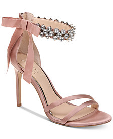 Jewel Badgley Mischka Debra Evening Sandals