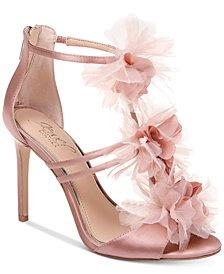 Jewel Badgley Mischka Dustine Evening Sandals