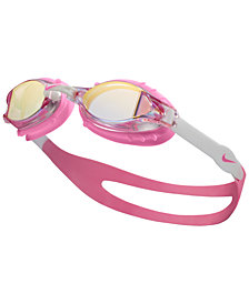 Nike Chrome Mirror Goggles, Little Boys & Girls & Big Boys & Girls