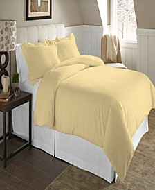 Luxury Size Cotton Flannel Duvet Set Twin Twin XL