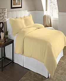 Pointehaven Luxury Size Cotton Flannel Duvet Set Twin Twin XL