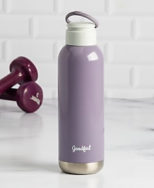 Goodful™ 18-Oz. Stainless Steel Thermal Bottle, Created for Macy's