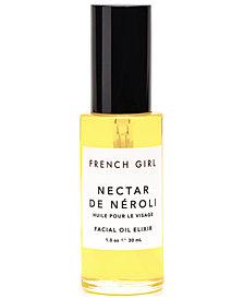 French Girl Nectar de Néroli Facial Oil Elixir, 1-oz.